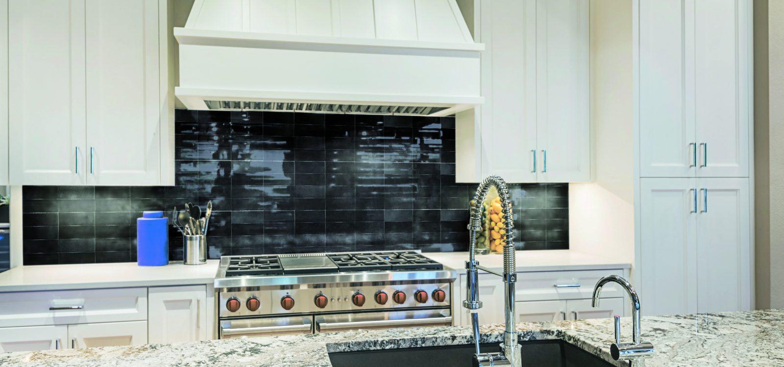 Modern Design Kitchen Backsplash Trinity Tile Trinity Tile