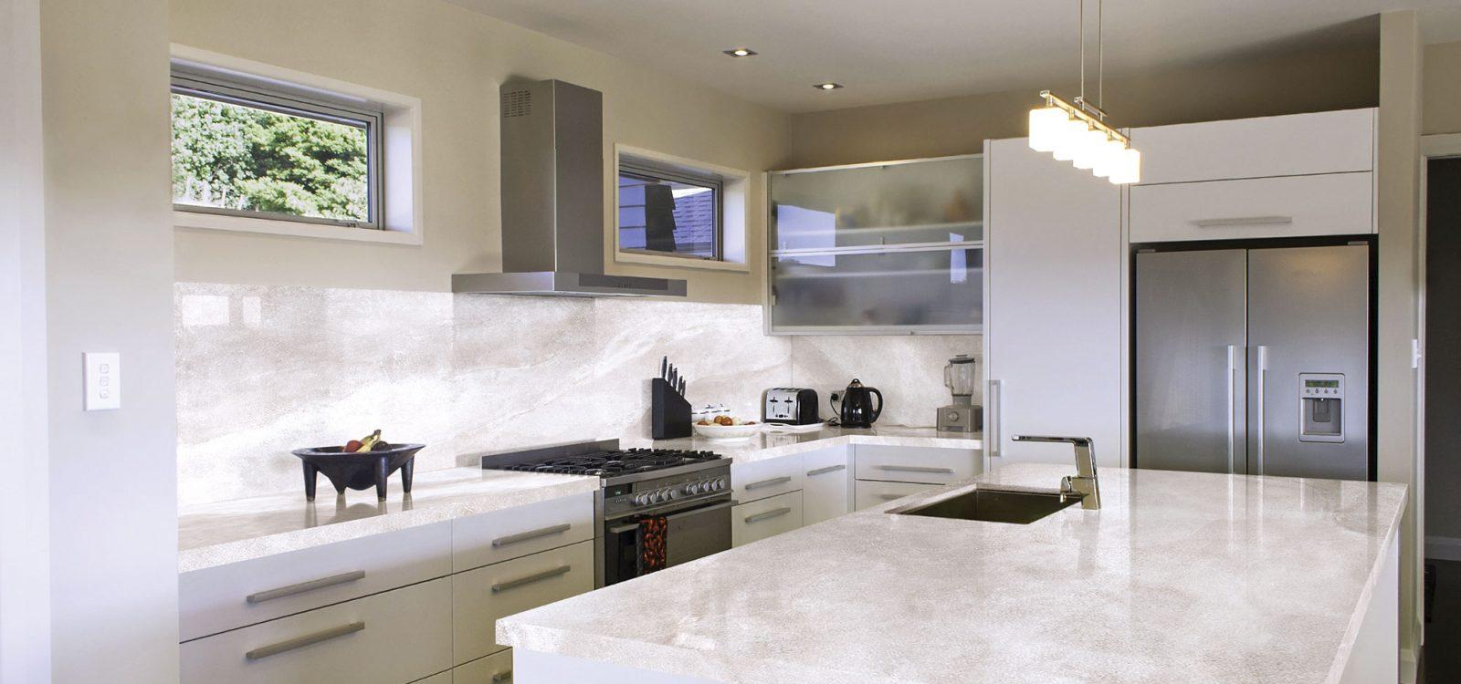 Kitchen Countertops - Trinity Tile Trinity Tile
