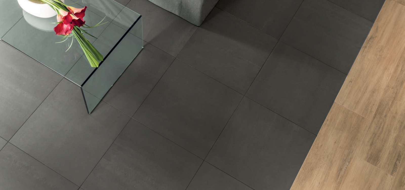 how to choose the color of grout lines