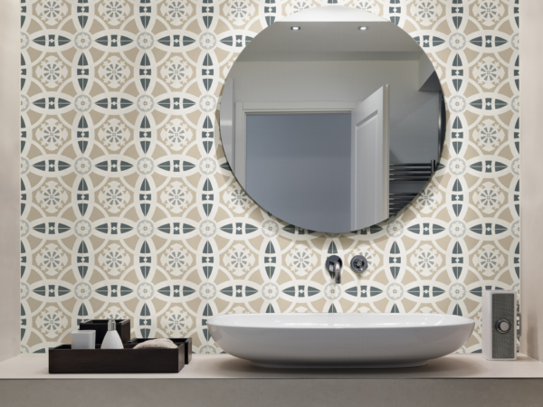 Translate All The Charm Of Traditionally Decorated Cement Tiles Into A Contemporary Language With Bold And Subtle Geometric Patterns Suitable For Lifetime